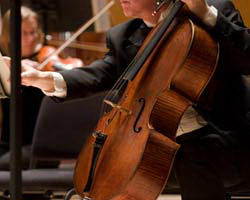 Alabama Symphony Orchestra Brown Conducts Schubert